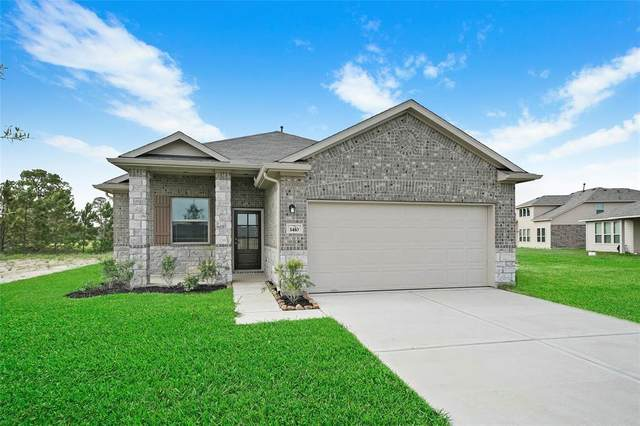 11004 Patriot Court, Cleveland, TX 77328 (MLS #10404847) :: The Queen Team