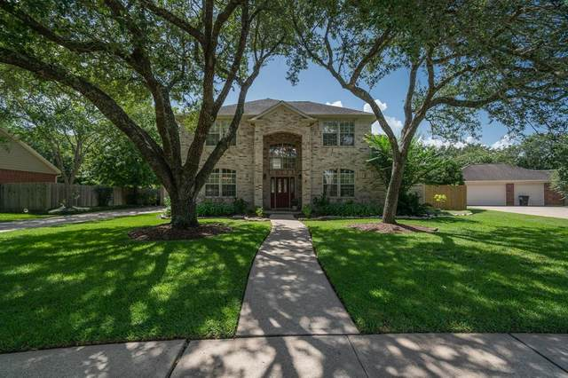 1718 Brill Drive, Friendswood, TX 77546 (MLS #10406156) :: Rachel Lee Realtor