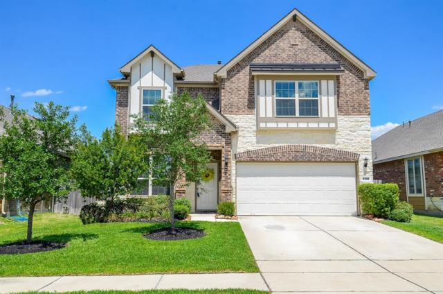 5318 Silver Ledge Drive, Katy, TX 77493 (MLS #10408404) :: The SOLD by George Team