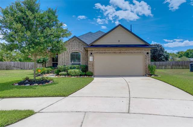 1803 Seville Manor, Fresno, TX 77545 (MLS #10410656) :: The Heyl Group at Keller Williams