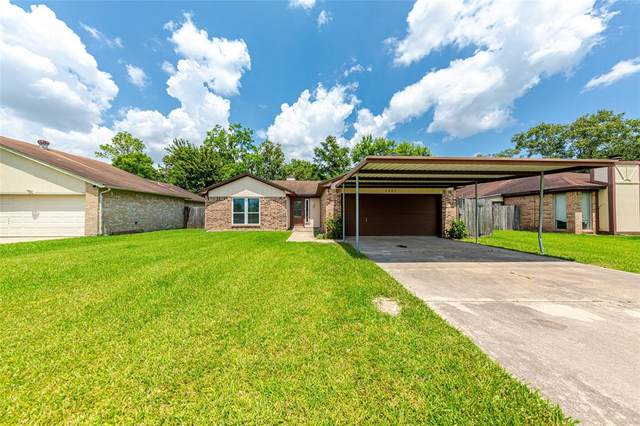 3205 Ohio Avenue, Dickinson, TX 77539 (MLS #10413206) :: Rachel Lee Realtor