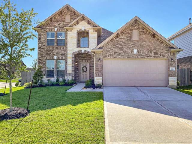 358 Marble Springs Lane, La Marque, TX 77568 (MLS #10415030) :: Guevara Backman