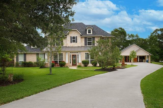 10426 Serenity Sound, Magnolia, TX 77354 (MLS #10419988) :: Michele Harmon Team