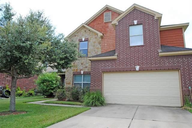 206 Kestrel Lane, Rosharon, TX 77583 (MLS #10421386) :: NewHomePrograms.com LLC