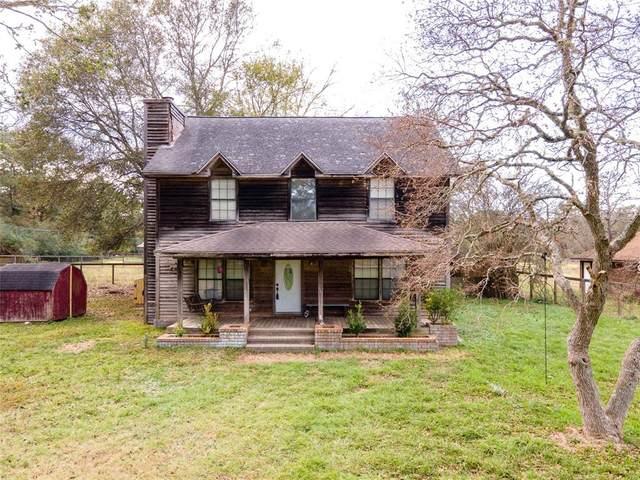10356 Cox Lane, Plantersville, TX 77363 (MLS #10431141) :: Ellison Real Estate Team