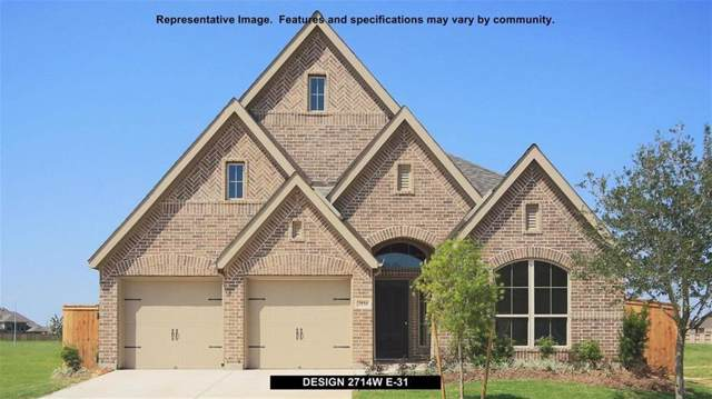 2910 Brighton Trails Lane, Pearland, TX 77584 (MLS #10434286) :: Christy Buck Team