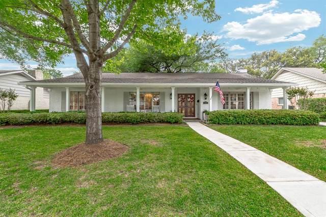 3102 Ann Arbor Drive, Houston, TX 77063 (MLS #10439739) :: Keller Williams Realty