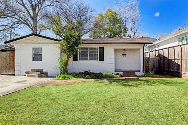 1207 Archer Street, Houston, TX 77009 (MLS #10441135) :: The Heyl Group at Keller Williams