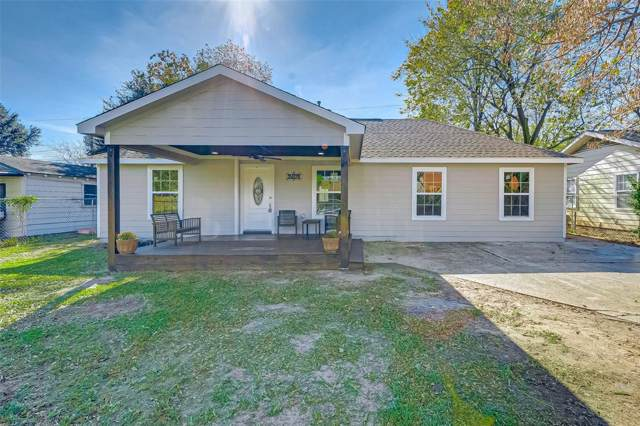 2109 5th Street, Galena Park, TX 77547 (MLS #10441356) :: Texas Home Shop Realty