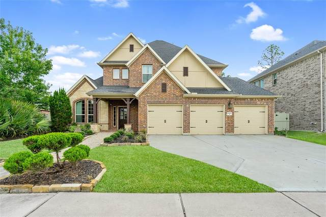 10470 Lake Palmetto Drive, Conroe, TX 77385 (MLS #10448364) :: The SOLD by George Team