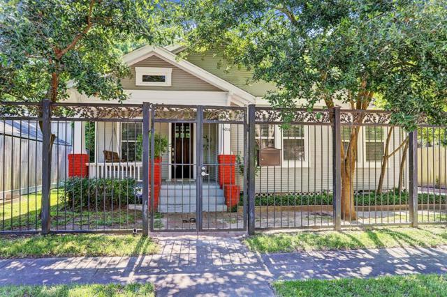 6014 Norhill Boulevard, Houston, TX 77009 (MLS #10448683) :: The Parodi Team at Realty Associates
