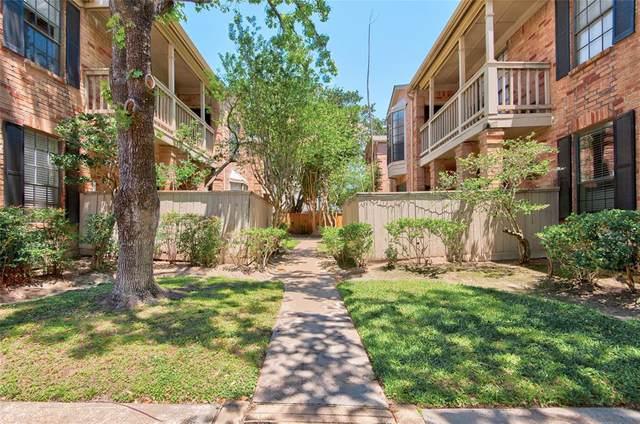 2255 Braeswood Park Drive #119, Houston, TX 77030 (MLS #1044960) :: Giorgi Real Estate Group