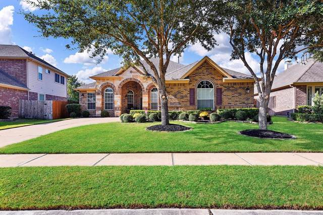 27911 Hollyfare Drive, Katy, TX 77494 (MLS #10456539) :: The Parodi Team at Realty Associates
