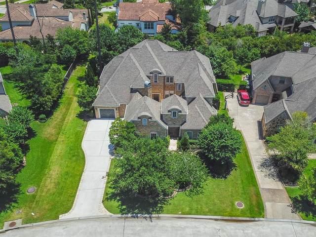 6 W Monteagle Circle, The Woodlands, TX 77382 (MLS #10459672) :: Giorgi Real Estate Group