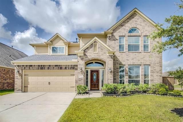 19023 Thatcher Hills Court, Cypress, TX 77429 (MLS #10463786) :: My BCS Home Real Estate Group
