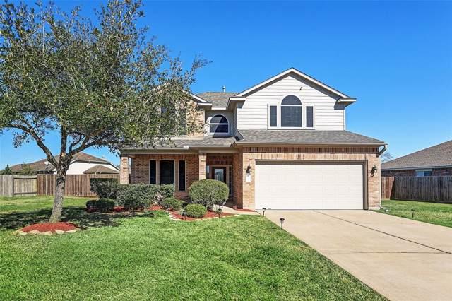 7211 Northfork Drive, Pearland, TX 77584 (MLS #1047038) :: Ellison Real Estate Team