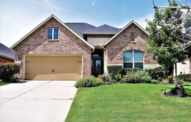 8223 Summer Lake Pass Lane, Rosenberg, TX 77469 (MLS #10480065) :: Texas Home Shop Realty