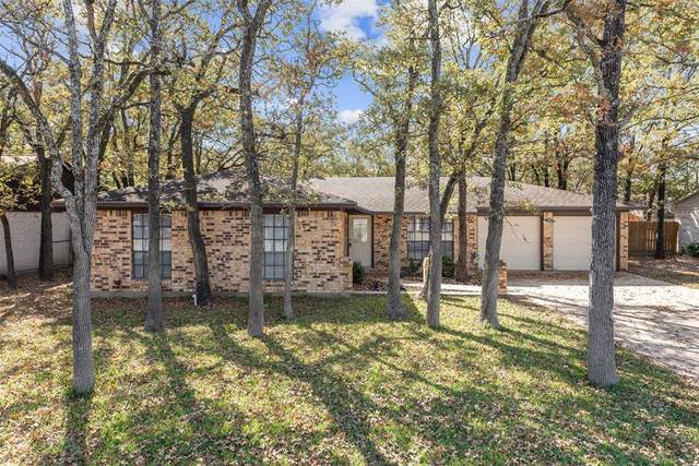 2822 Forestwood Drive, Bryan, TX 77801 (MLS #10481330) :: The SOLD by George Team