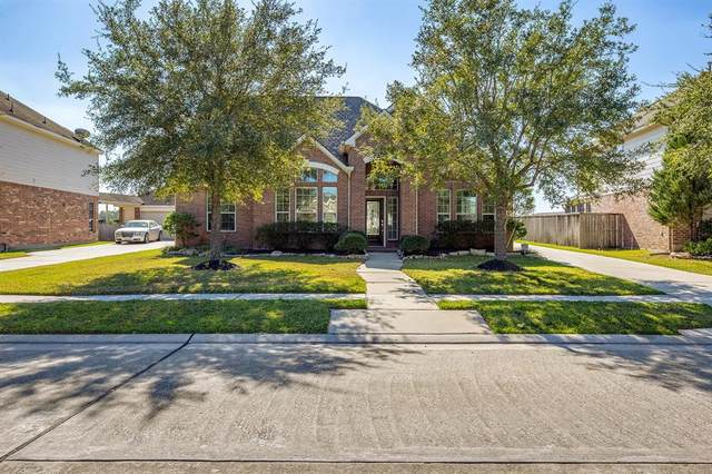 9406 Bearden Creek Lane, Humble, TX 77396 (MLS #10484695) :: The Freund Group