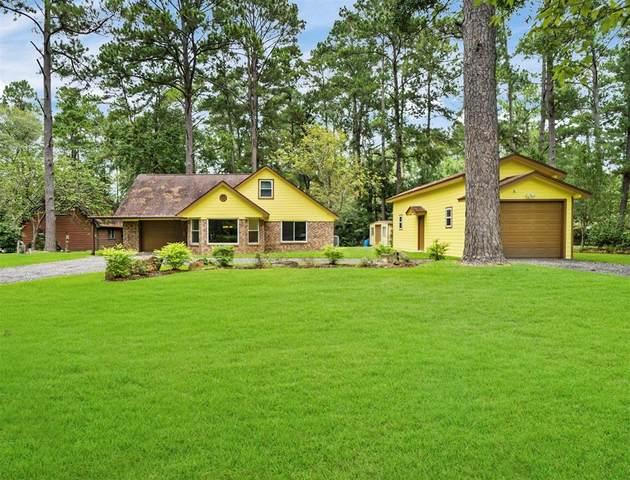 317 County Road, Goodrich, TX 77335 (MLS #10490242) :: Keller Williams Realty