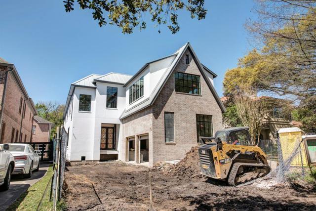 6628 Vanderbilt Street, West University Place, TX 77005 (MLS #1049774) :: Caskey Realty