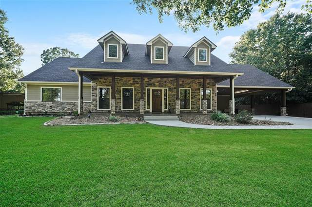 11503 Vintage Oaks Court, Montgomery, TX 77356 (MLS #10501729) :: The Bly Team