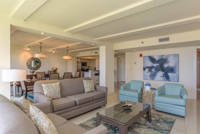 6300 Padre Blvd #601, South Padre Island, TX 78597 (MLS #10502720) :: The Bly Team