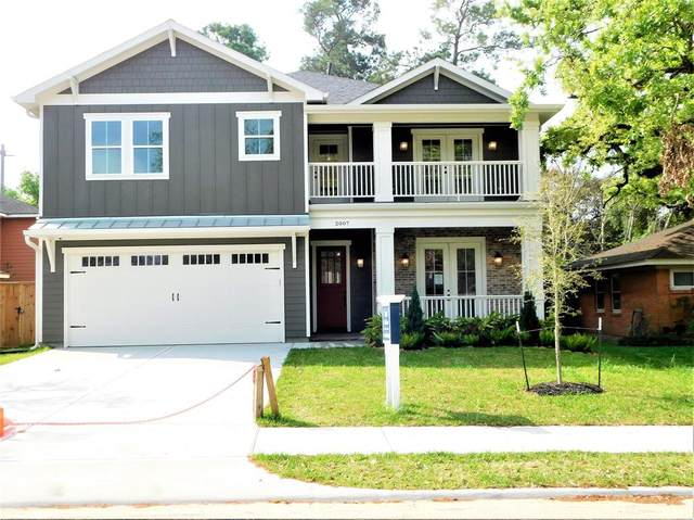 2007 Saxon Drive, Houston, TX 77018 (MLS #10508881) :: The SOLD by George Team
