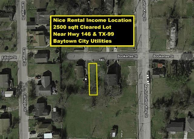 0 Bookertee Street, Baytown, TX 77520 (MLS #10511026) :: Giorgi Real Estate Group