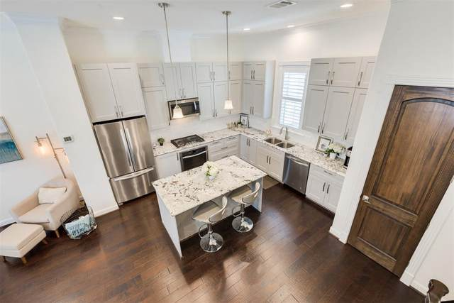 2313 Richton Street A, Houston, TX 77098 (MLS #10511601) :: Lerner Realty Solutions