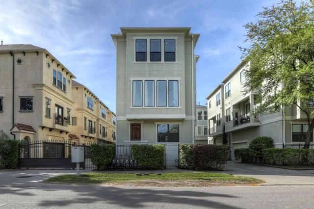 1320 W 25th Street A, Houston, TX 77008 (MLS #10517871) :: REMAX Space Center - The Bly Team