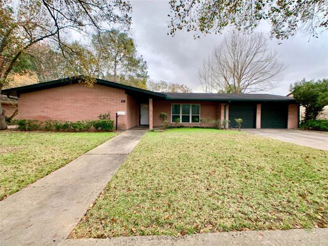 5511 Redstart Street, Houston, TX 77096 (MLS #10518583) :: The SOLD by George Team