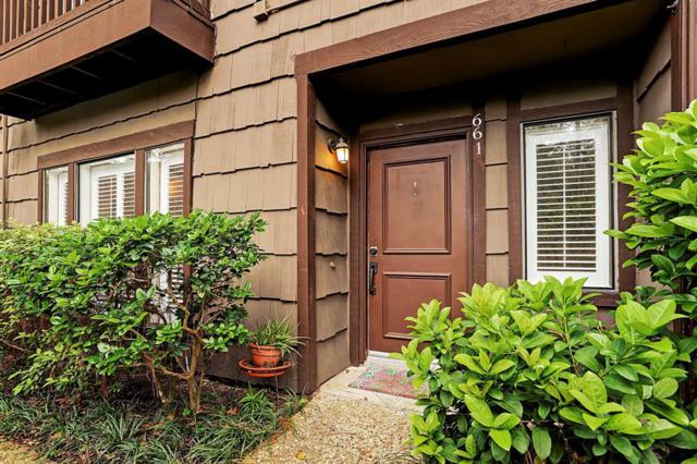 11711 Memorial Drive #661, Houston, TX 77024 (MLS #10523161) :: Texas Home Shop Realty