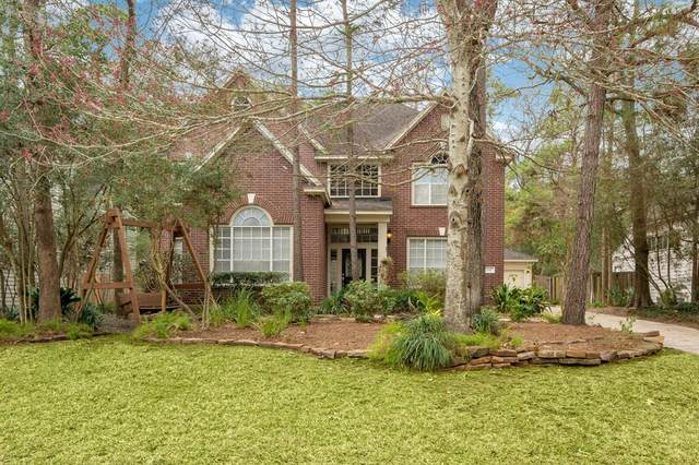151 Wisteria Walk Circle, The Woodlands, TX 77381 (MLS #10525446) :: The Bly Team