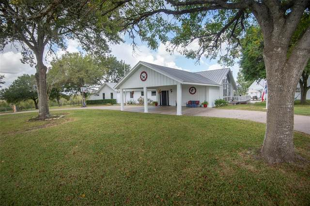 6782 Hwy 159 W, Bellville, TX 77418 (MLS #10531397) :: The Sansone Group