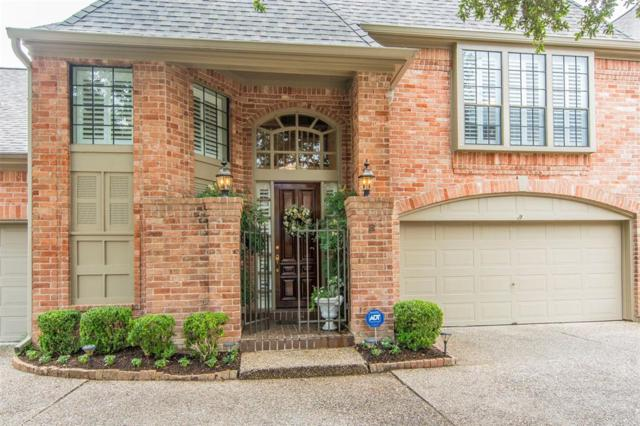 2506 Potomac Drive B, Houston, TX 77057 (MLS #10536288) :: The SOLD by George Team