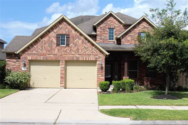14706 Julie Meadows Lane, Humble, TX 77396 (MLS #10536943) :: Caskey Realty