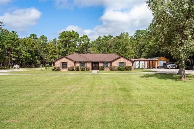 724 Lake Charlotte Road, Wallisville, TX 77597 (MLS #10540397) :: Texas Home Shop Realty
