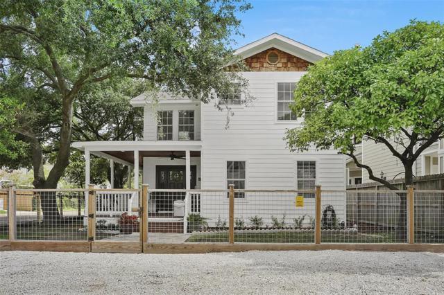 529 Fugate Street, Houston, TX 77009 (MLS #10541191) :: Giorgi Real Estate Group