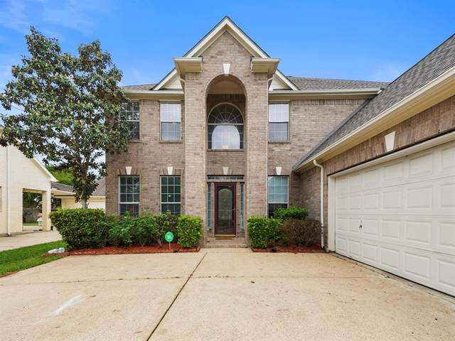 2806 Town Gate Court, Missouri City, TX 77459 (MLS #1055778) :: Lerner Realty Solutions