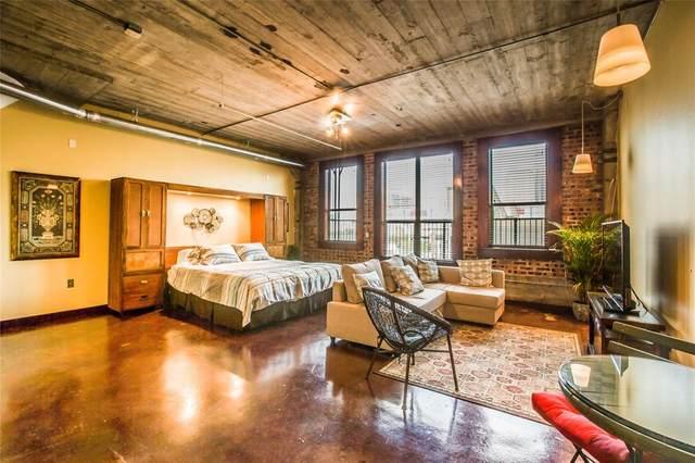 2205 Mckinney Street #403, Houston, TX 77003 (MLS #10559618) :: My BCS Home Real Estate Group