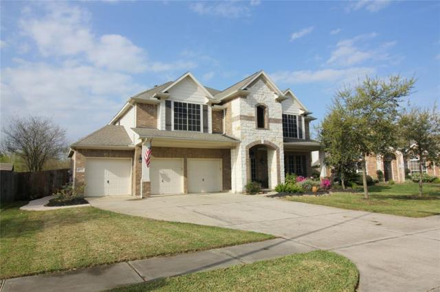 9211 Cotton Bend, Cove, TX 77523 (MLS #10561338) :: Texas Home Shop Realty