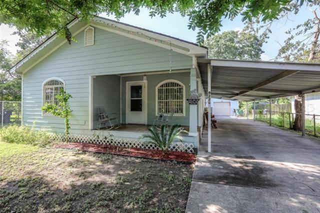 9226 E Avenue Q Avenue, Houston, TX 77012 (MLS #10562800) :: Texas Home Shop Realty