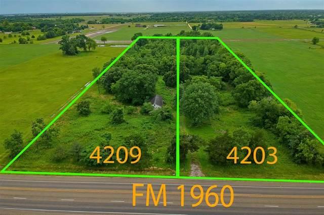4209 Fm 1960, Dayton, TX 77535 (MLS #10566169) :: Michele Harmon Team