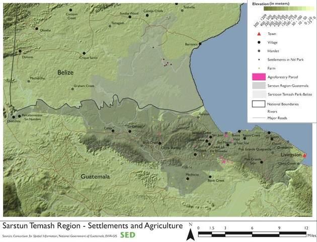 106 Barra Sarstun Guatemala, Other, TX 99999 (MLS #10571749) :: The Sansone Group