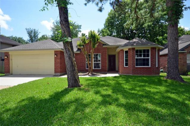 19019 Forest Trace Drive, Humble, TX 77346 (MLS #10575436) :: The Sansone Group