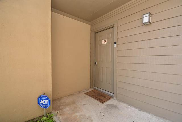 3300 Pebblebrook Drive #105, Seabrook, TX 77586 (MLS #10580297) :: Connect Realty