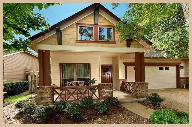 59 Douvaine Court, The Woodlands, TX 77382 (MLS #1058132) :: The Parodi Team at Realty Associates