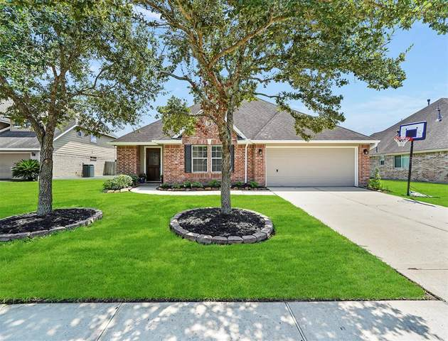 3805 Parry Field Court, Pearland, TX 77584 (MLS #10586520) :: Connect Realty