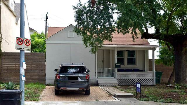 1815 W Clay Street, Houston, TX 77019 (MLS #10590338) :: The Queen Team